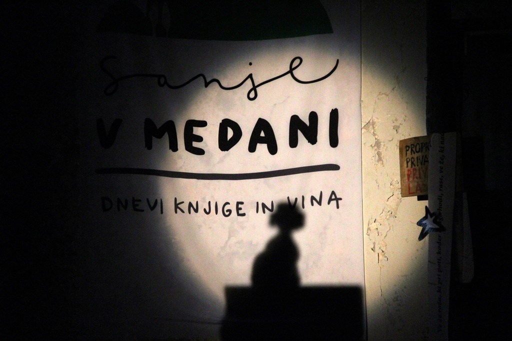 Sanje v Medani 2015