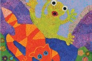 Žabe stonoge in druge glavne vloge