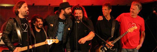 Hamo & Tribute 2 love, Festival Sanje pod Krvavcem, 28. 8. 2014