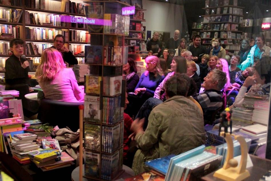 Noč knjige 2015: Dogodki v Hiši sanjajočih knjig