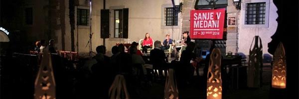Šmartno, pravljična vas & Sanje v Medani, dnevi knjige in vina 2014
