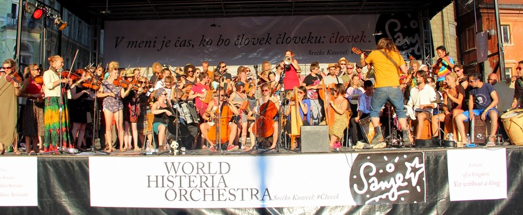 World Histeria Orchestra 2016